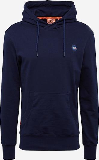 Megztinis be užsegimo 'COLLECTIVE HOOD' iš Superdry , spalva - tamsiai mėlyna, Prekių apžvalga
