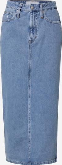 Calvin Klein Jeans Jeansrock in blue denim, Produktansicht