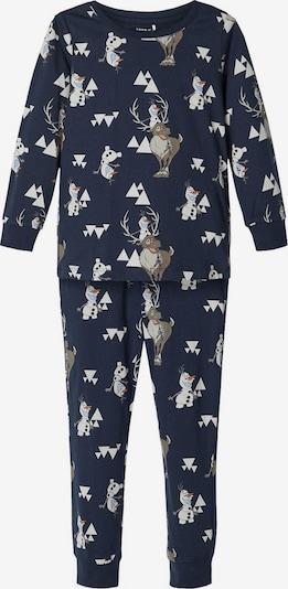 NAME IT Pyžamo 'Disney Olaf' - tmavě modrá / mix barev, Produkt