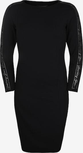 Doris Streich Kleid mit Applikationen in schwarz, Produktansicht