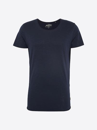 JACK & JONES Shirt in de kleur Navy, Productweergave
