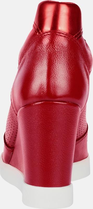 heine Keilsneaker mit Perforation