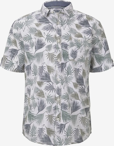 TOM TAILOR Hemd in mischfarben, Produktansicht