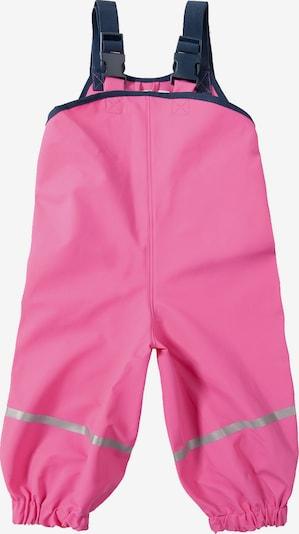 PLAYSHOES Regenlatzhose in nachtblau / pink, Produktansicht