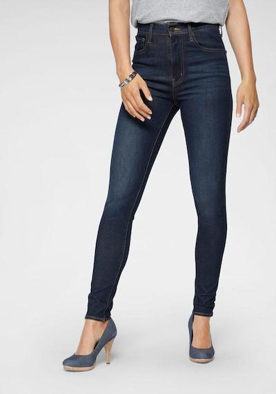 LEVI'S Kavbojke 'Mile' | temno modra barva, Prikaz modela