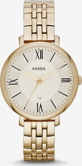 FOSSIL Armbanduhr 'JACQUELINE' in gold, Produktansicht