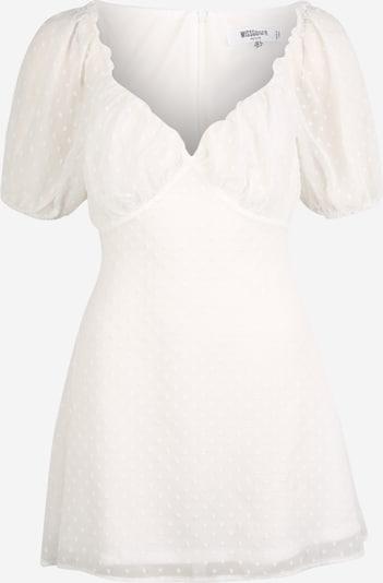 Suknelė iš Missguided (Petite) , spalva - balta, Prekių apžvalga