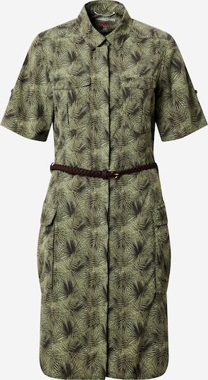 CRAGHOPPERS Sporta kleita 'NosiLife Savannah' haki / olīvzaļš, Preces skats