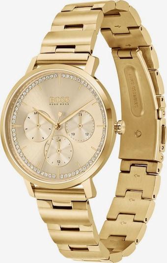 BOSS Analógové hodinky 'PRIMA' - zlatá / biela, Produkt
