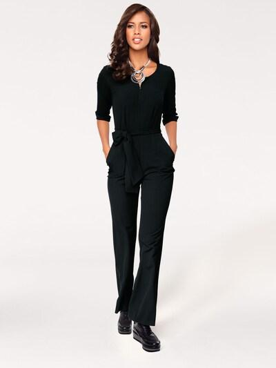 heine Overal - černá, Model/ka