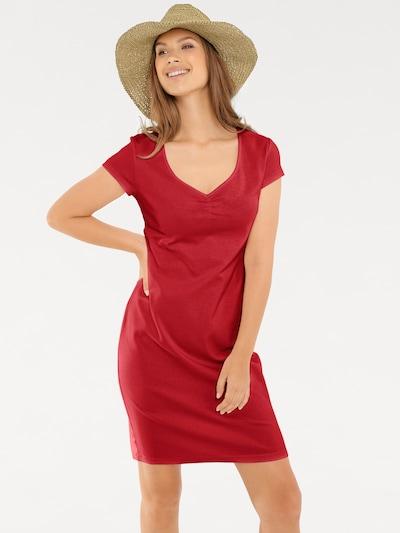 Ashley Brooke by heine Šaty - červená, Model/ka