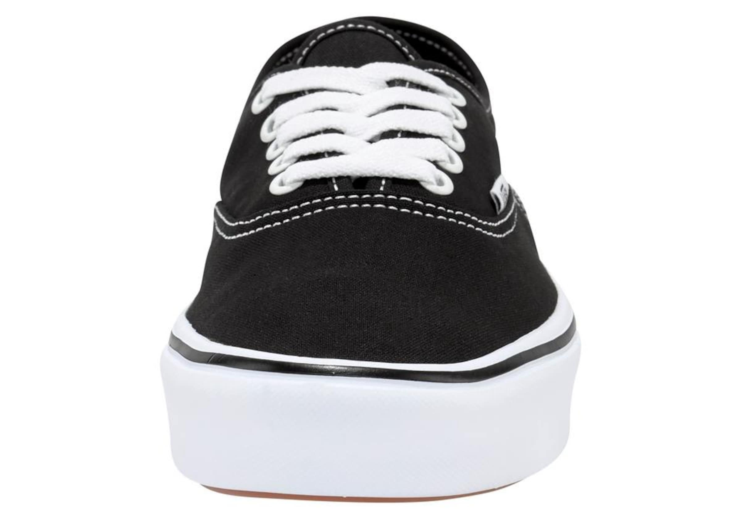 'comfycush SchwarzWeiß Vans Authentic' In Sneaker NwOZnPX08k