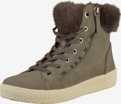 bugatti Sneaker in braun / grau / weiß, Produktansicht
