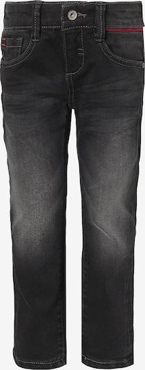 s.Oliver Junior Jeans in grey denim: Frontalansicht