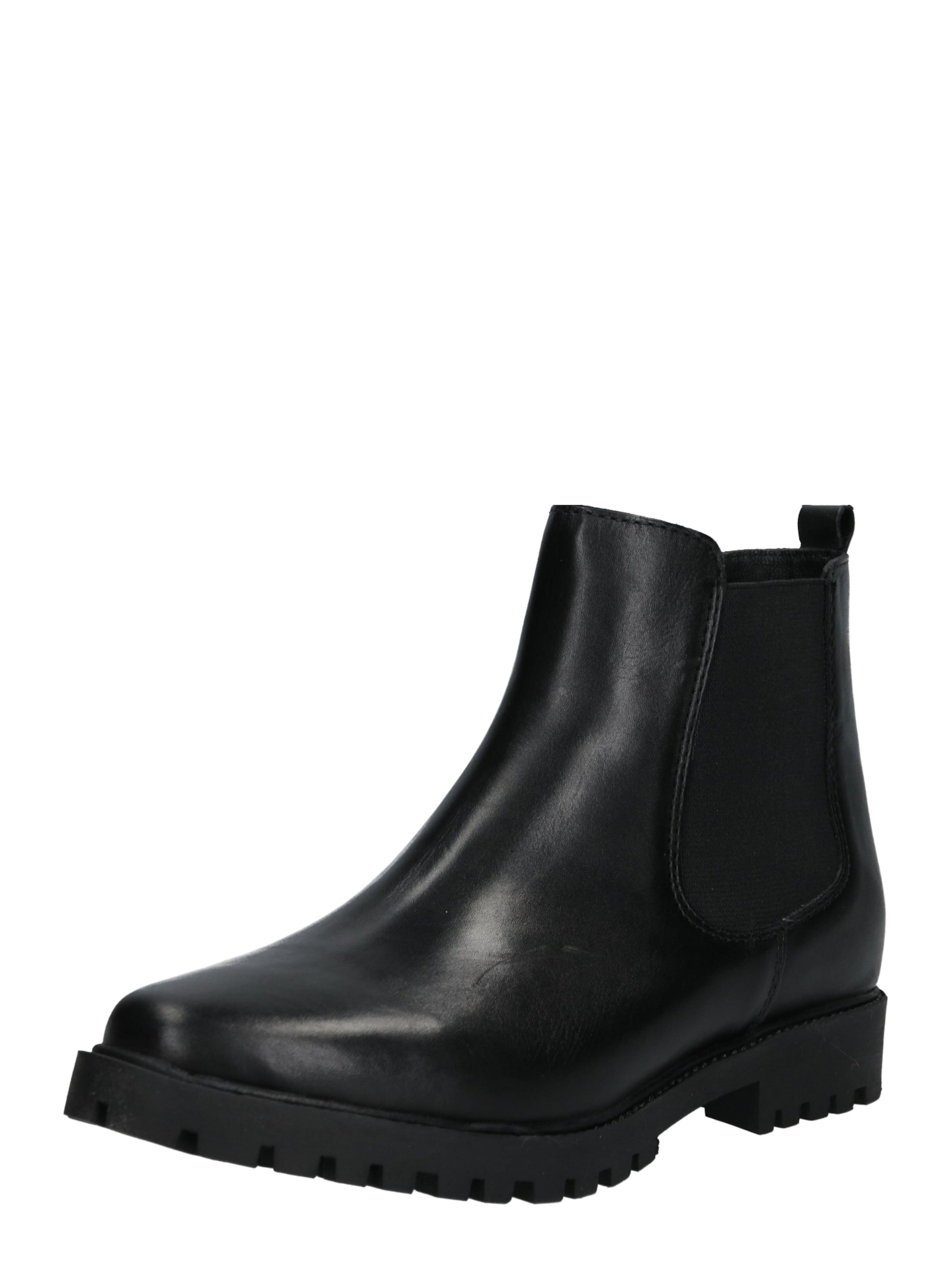 You About En Boots 'mariam Chelsea Shoe' Noir PuOXZkiT