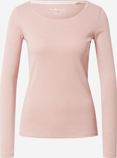 ESPRIT T-shirt en rose, Vue avec produit