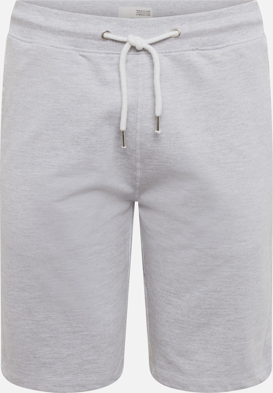 'regular morgan' Gris Pantalon Clair En solid qzMpSVGjLU