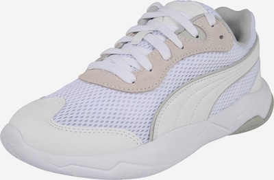 PUMA Trampki niskie 'Ekstra' w kolorze jasnoszary / różowy pudrowy / białym, Podgląd produktu