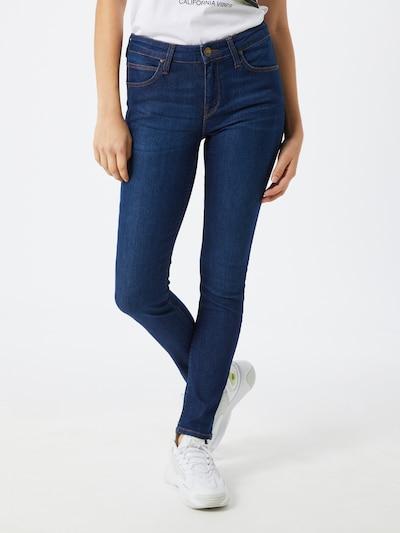 Lee Jeans 'Jodee' in blue denim, Modelansicht