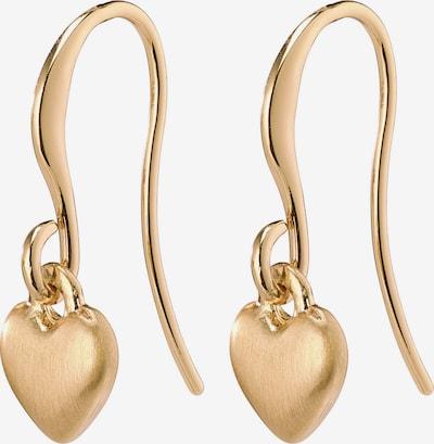 Pilgrim Boucles d'oreilles 'Sophia' en or, Vue avec produit
