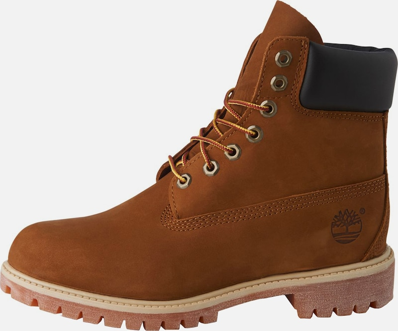 TIMBERLAND Boots 'AF 6IN' in cognac, Produktansicht