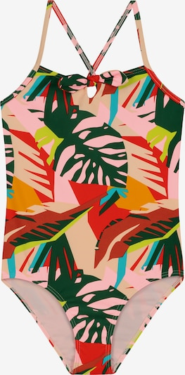 Shiwi Badeanzug 'girls frangipani swimsuit' in mischfarben, Produktansicht