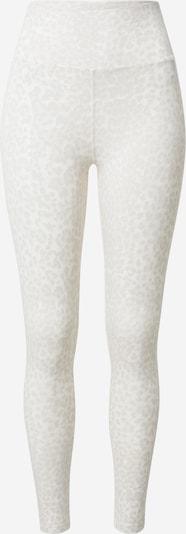 Ragdoll LA Leggings in hellgrau / offwhite, Produktansicht