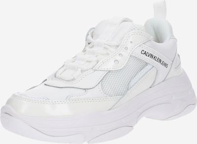 Calvin Klein Jeans Trampki niskie 'Maya' w kolorze białym, Podgląd produktu