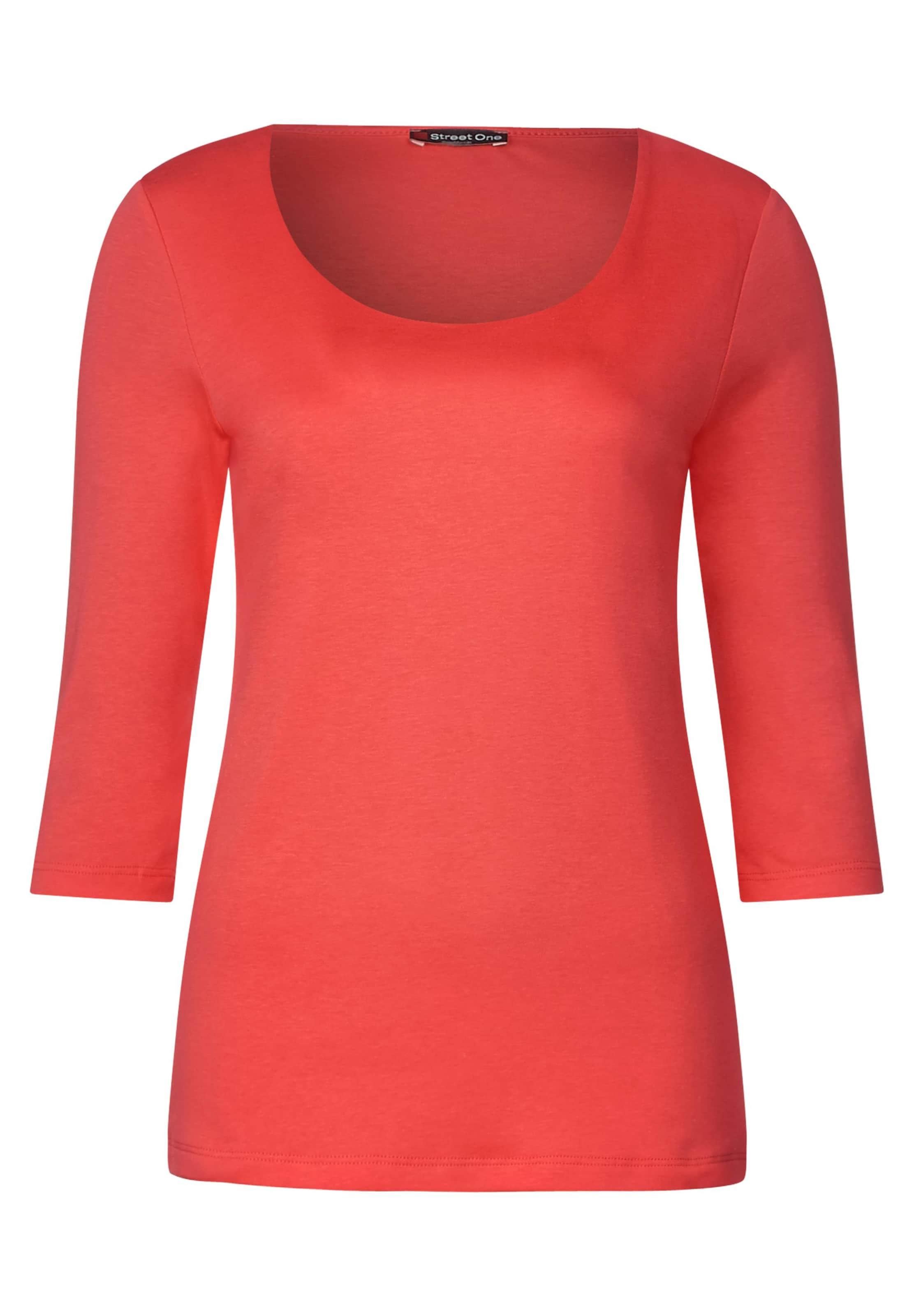 One Street Shirt 'pania' Koralle In qSzpMVGU