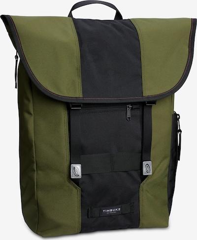 TIMBUK2 Rucksack 'Swig' in grün / schwarz, Produktansicht