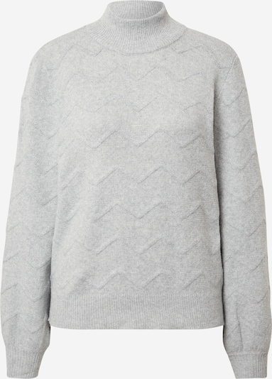 VILA Pullover 'Fulla' in hellgrau, Produktansicht