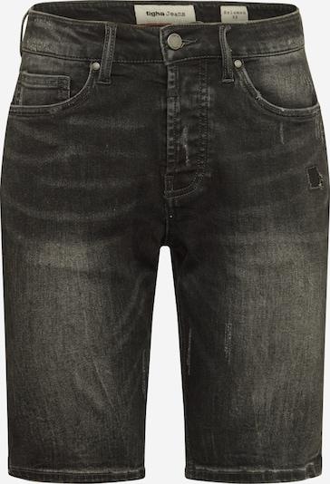 tigha Shorts 'Solomon' in grey denim, Produktansicht