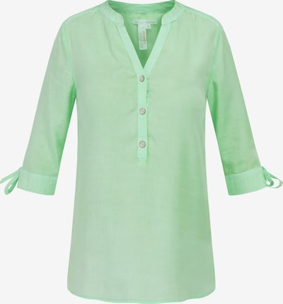 Miracle of Denim Bluse in mint, Produktansicht