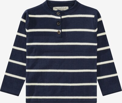 BASEFIELD Pullover in blau, Produktansicht