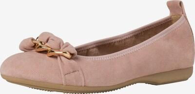 MARCO TOZZI Ballerines en rose ancienne, Vue avec produit