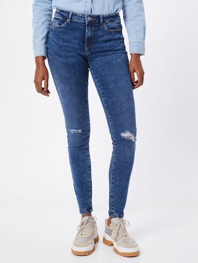 VERO MODA Jeansy w kolorze niebieskim: Widok z przodu