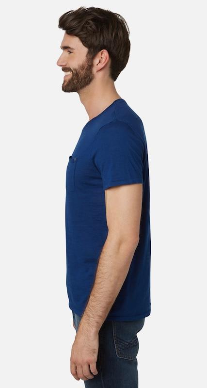 TOM TAILOR Feinstrick T-Shirt
