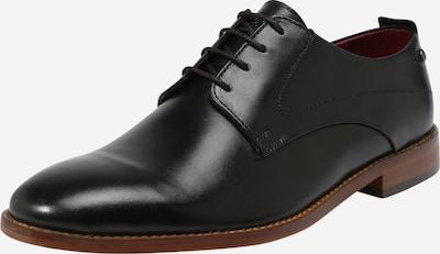 base London Buty sznurowane 'SCRIPT' w kolorze czarnym, Podgląd produktu