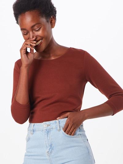 JACQUELINE de YONG Pullover in rostbraun, Modelansicht