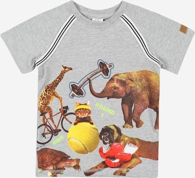 Hust & Claire Shirt 'Arthur' in de kleur Lichtgrijs / Gemengde kleuren, Productweergave
