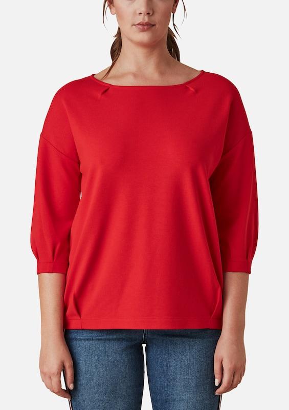 TRIANGLE Shirt in rot  Neue Neue Neue Kleidung in dieser Saison 01c725
