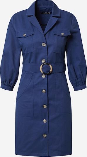 Trendyol Sukienka koszulowa w kolorze niebieskim: Widok z przodu