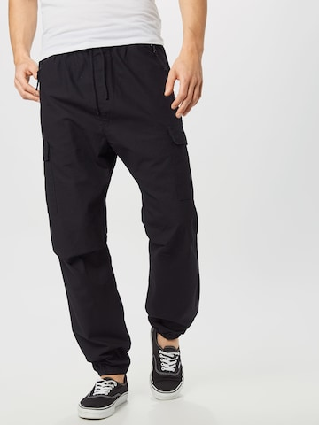Carhartt WIP Cargo nadrágok - fekete