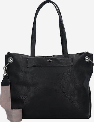 Fritzi aus Preußen Shopper 'Belia' 36cm in lila / schwarz, Produktansicht