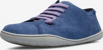 CAMPER Schnürschuh 'Peu Cami' in taubenblau, Produktansicht