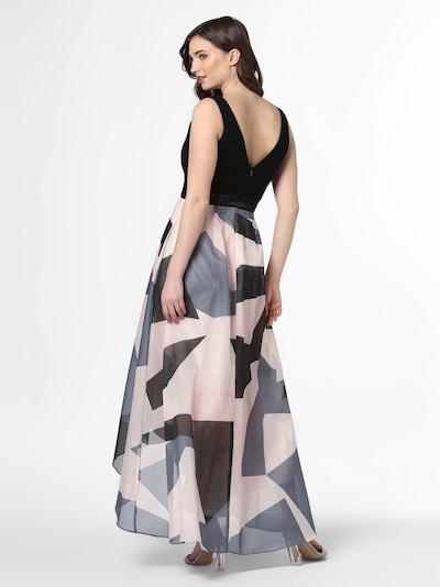 Marie Lund Abendkleid ' ' in beigemeliert, Modelansicht