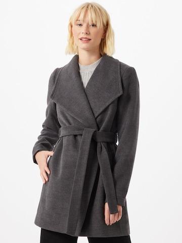VERO MODA Átmeneti kabátok 'Sissel' - szürke
