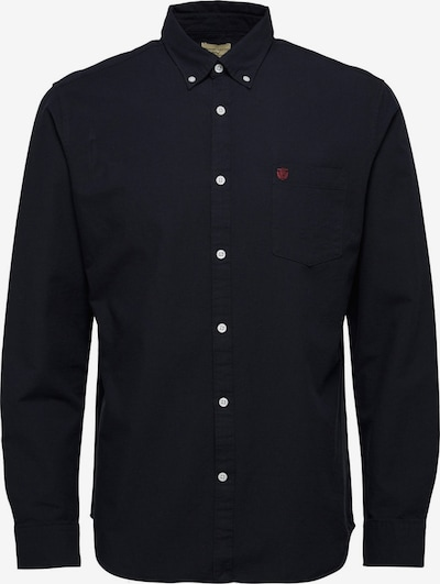 SELECTED HOMME Košulja u crna: Prednji pogled