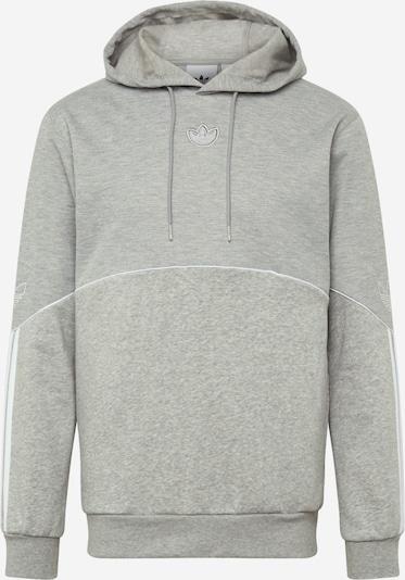ADIDAS ORIGINALS Sweatshirt 'OUTLINE' in graumeliert, Produktansicht
