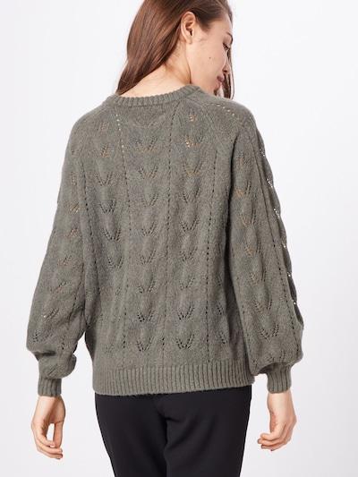 ONLY Sweter 'ALANA' w kolorze ciemnoszarym: Widok od tyłu